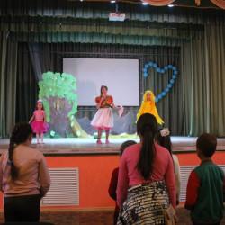 «Театральная ночь» прошла в РДК 12 сентября 2018 года.