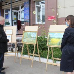 Историко-краеведческий музей Иглинского района организовывает выставки на свежем воздухе