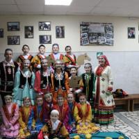 Народный башкирский фольклорный ансамбль «Ак тирмэ»