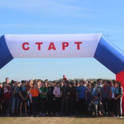 15.09.2018 на поле «Сабантуй» прошёл Всероссийский день бега «Кросс нации». Это самое масштабное  спортивное мероприятие  на территории Российской Федерации  которое  проходит с 2004 года.