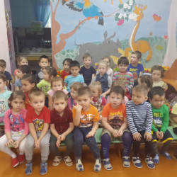 7 декабря 2018 года в детском саду с.Тавтиманово прошел праздничный концерт, посвященный Дню Матери , в котором приняли участие ученики МБУДО ДМШ им.М.Хисматуллина.