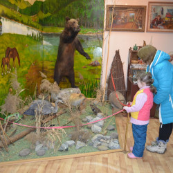 «В музей вместе с мамой».