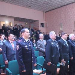 Праздничное мероприятие, посвященное Дню сотрудника органов внутренних дел Российской Федерации