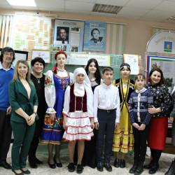 В Историко-краеведческом музее Иглинского района прошло мероприятие «…За ту весну, что навсегда настанет…» М. Карим