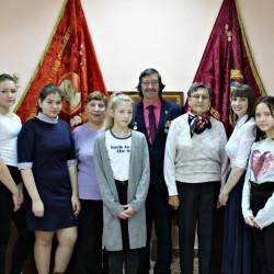 Встреча-беседа «От поколения к поколению»  в Историко-краеведческом музее