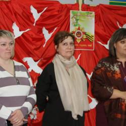 В Историко-краеведческом музее Иглинского района прошел классный час «Помним, гордимся, чтим!»