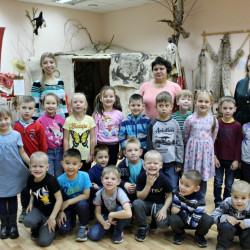В Историко-краеведческом музее Иглинского района прошло мероприятие «Родная колыбель – Башкортостан»