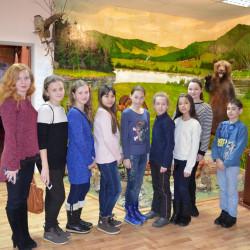 Школьники Иглинского района на весенних каникулах посетили Историко-краеведческий музей Иглинского района