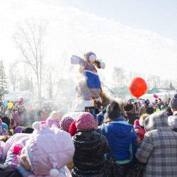 Пресс- релиз по итогам проведенного массового народного гулянья «Проводы зимы»