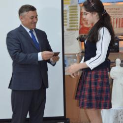 В преддверии Дня Республики в Историко-краеведческом музее Иглинского района состоялось вручение паспортов