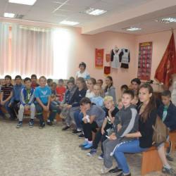 Ребята из лагеря дневного пребывания посетили Историко-краеведческий музей