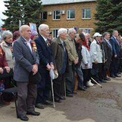 9 мая 2018 года на площади перед Районным Домом культуры села Иглино состоялось праздничное мероприятие, посвященное 73-й годовщине Великой Победы советского народа в Великой Отечественной войне 1941-1945гг.