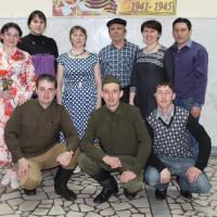 Народный театральный коллектив «Балкыш»