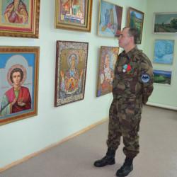 Защитников Отечества и его рубежей приглашает музей