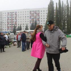 Иглинские аграриии на ярмарке 23.09.2017г.  в г.Уфа