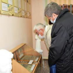 Историко-краеведческий музей Иглинского района принял участие в Республиканской музейной акции «Папин выходной в музее»