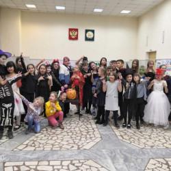 21 октябряРДК с. Иглино пригласил детвору весело провести время на конкурсную игровую программу «Тыква-шоу»