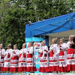 29 мая 2018 года в Уфе, в Парке культуры и отдыха им. Ивана Якутова прошел  VIII Республиканский фестиваль чувашской песни и танца «Салам-2018».