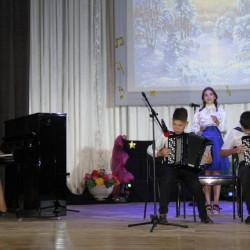 55-летний юбилей  Детской музыкальной школы им. М. Хисматуллина села Иглино