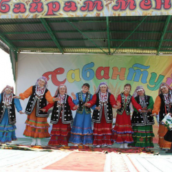 Народный башкирский фольклорный коллектив «Хэтирэ»