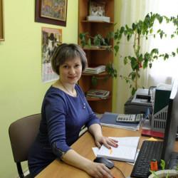 Вязова Ольга Евгеньевна