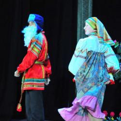 Первый районный фестиваль театрального искусства среди самодеятельных театральных коллективов «Театральная маска» шагает по району и 9 апреля 2019 года состоялся второй заключительный этап в районном Доме культуры с. Иглино.