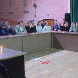 Пресс релиз круглого стола, посвященного «Дню памяти жертв фашизма»
