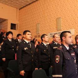 Пресс – релиз  торжественного собрания,  посвящённого Дню сотрудника органов внутренних дел  Российской Федерации.