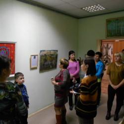 «Ночь искусств -2018»  в историко-краеведческом музее Иглинского района –  ночь творчества и культуры