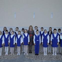Образцовый детский хор