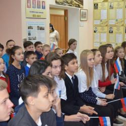 В Историко-краеведческом музее состоялось торжественное вручение паспортов