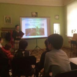 10 октября День Республики Башкортостан был отмечен в Иглинской ДМШ видео-лекцией «Мой Башкортостан, нет края родней !»