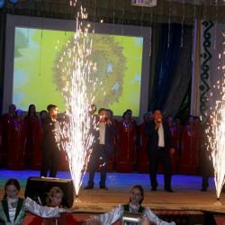 9 октября в Районном Доме культуры с Иглино состоялось торжественное мероприятие, посвященное ДнюРеспублики Башкортостан