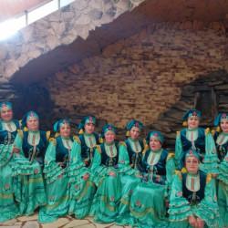 Народный ансамбль татарской песни «Сюимбике»