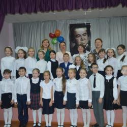 ИСКУССТВО ДЕЛАЕТ МИР ДОБРЕЕ В концертном зале музыкальной школы имени М. Хисматуллина состоялся концерт вокально-хоровой музыки «Семейная мозаика», посвященный Году семьи .
