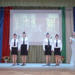Стражей порядка Иглинского района поздравили первые лица села и района.