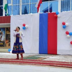 В России отметили седьмую годовщину воссоединения Крыма с Россией