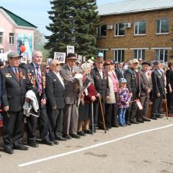 Пресс релиз празднования 72 годовщины Великой Победы